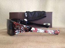 NIB RARE Oakley Devil's Brigade Antix Sunglasses LIMITED EDITION Grey 30-936 NEW