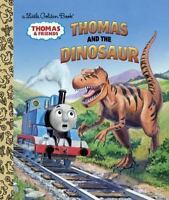 Thomas And The Dinosaur (thomas & Friends) (little Golden Book): By Golden Books