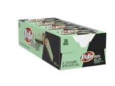 KIT KAT DUOS MINT WAFER CHOCOLATE BARS LIMITED EDITION RARE USA SNACK (24-Pack)