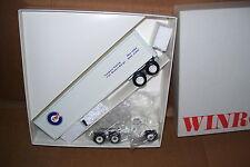 1984 TMT Pop Up Hood Winross Diecast Trailer Truck