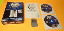 Action Replay AR MAX (For Sony PlayStation 2 PS2) Cheat Codes 2 Discs & Manual