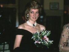 ❤ POSTKARTE_Austria 1986_Prinzessin_Princess_Lady_DIANA_England_Queen of Hearts-