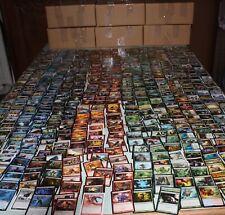 *MRM* LOT 15000 Cartes magic 500 Rares 2500 unco 12000 comunes MTG Exclu