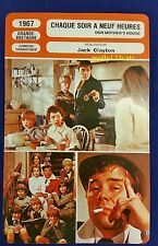 British drama Our Mother's House Dirk Bogarde French Film Trade Card