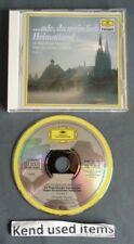 DGG ADE DU MEIN LIEB HEIMATLAND Volkslieder die Regensburger Domspatzen CD 22 tr