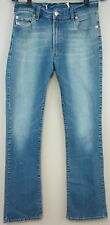 Women's Diesel Industry Medium Rinse Stretch Jeans Size 28x31 Made in Italy