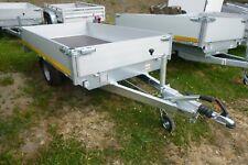 NEU-1500kg Hochlader Anhänger 256x150x30cm EDUARD Trailer