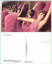 Julie Andrews Chorus Line Personality1980 Postcard