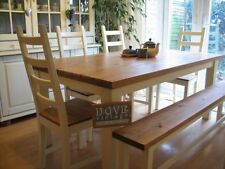 Pine Up to 10 Seats Table & Chair Sets