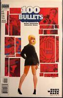 100 BULLETS #5 CVR A 1999 Vertigo DC Comics 1st Print