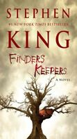Finders Keepers, Paperback by King, Stephen, Brand New, Free shipping in the US