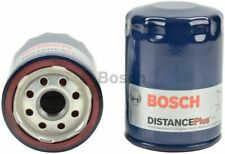 Bosch Manufacturer Part Number: D3423  DISTANCE PLUS OIL FILTER HOLDS MORE DIRT