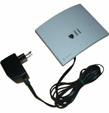 T-Com ISDN Wandler Terminaladapter TA 2 a/b Komfort in Weiß + TOP-Zustand
