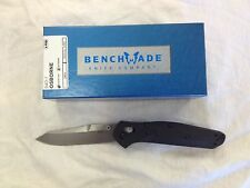 NEW Benchmade 940-1 Osborne CPM-S90V Reverse Tanto Blade Carbon Fiber Handle