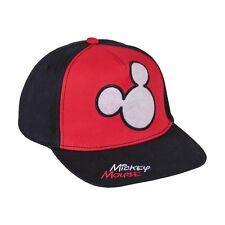 Base Baseball Cap Schirmmütze Kinder Sommer Mütze Sonnen Hut Mickey Mouse Gr. 53