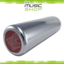 New Ernie Ball Heavy Steel Bar Guitar Slide - 82mm Long - 4233