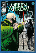 GREEN ARROW # 42  - DC 1991  (vf)