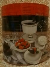 Le Regalo 11 Piece Fondue Set 🎅🎁🎄