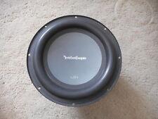 Rockford Fosgate Punch Speaker P2D410 Dual 4ohm Stereo Subwoofer P2