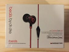 Original Beats by Dr. Dre iBeats In Ear Earbud Headphones With Control Talk