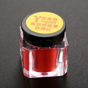 Microblading Pigment Permanent Makeup Ink Eyebrow Lip Tattoo Cream For Practice