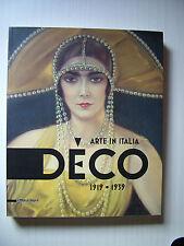 1919  - 1939  Art in Italy   DECO   238 p
