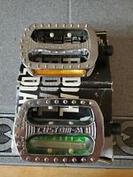 NOS 1980s SR Sakae Custom M pedals MP-464 Vintage Freestyle Old School BMX gt cw