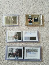 TYLER WILSON RAIDERS AUTO/JERSEY S#16/51 2013 PLAYBOOK RC BOOKLET FTBL lot