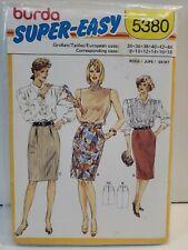 Burda Super-Easy Sewing Pattern 5280