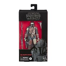 Star Wars The Mandalorian Black Series figurine The Mandalorian 15 cm preorder