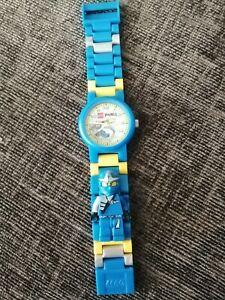 Lego Watch Ninjago Jay  Age 6+ Untested