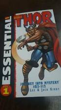 Essential The Mighty Thor Volume 1 (Marvel Comics)