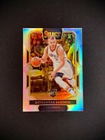 2016-17 Panini Select DOMANTAS SABONIS Silver Courtside SP Rookie RC #273 *READ*