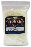 Coconut Chips All Natural, Raw, Unsweetened, by Its Delish