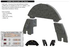 Eduard Look 634002 1/32 Terminal F4U-1A Corsair Inst. Panneau & ceintures