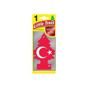 Little Trees Wunderbaum Türkei Flagge Autoduft mit Vanillegeschmack Duft Türkiye