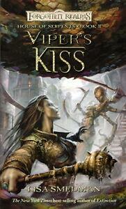 FORGOTTEN REALMS: VIPER`S KISS - Fantasy Novel - engl. - D&D - WTC