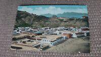 Steamer Point Crescent, Aden Postcard