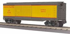 MTH 30-74807, O Gauge, 40' Double Door Box Car - Union Pacific - UP