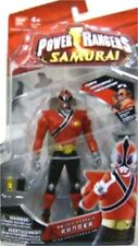 "Power Rangers Samurai 7"" Switch Morphin Red Ranger New Factory Sealed 2011"