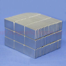 Lots 15mm x 10mm x 2mm Strong Block Rare Earth Neodymium Magnets N50