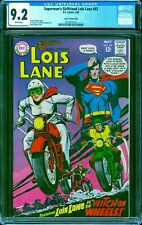 Superman's Girlfriend Lois Lane #83 CGC 9.2 -- 1968 - Fantucchio Ped #2010613012