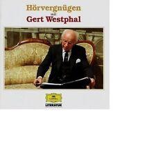 Hörvergnügen mit Gert Westphal / Thomas Mann Johann W. von Goethe Oscar Wilde