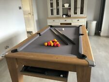 ***SUPERPOOL*** NEW Supreme CLASSIC  6' & 7' Dining Pool Table