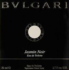 Bvlgari Bulgari Jasmin Noir 50 ml Eau de Toilette 50ml EDT Spray neu & OVP