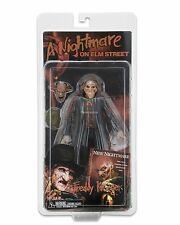 "NECA NIGHTMARE ELM STREET FREDDY KRUEGER NEW NIGHTMARE 7"" ACTION FIGURE MOVIE"