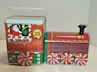 Collector tin, Santa Express, 2 Tins make train