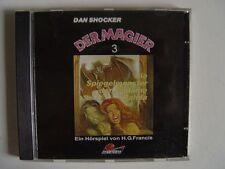 Dan Shockers - DER MAGIER - 3 Die Spiegelmonster der Madame Rahda CD H.G.FRANCIS