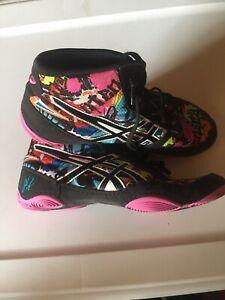 Asics Grafiti Wrestling Shoes