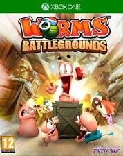 Worms Battlegrounds XBOXONE NUOVO ITA